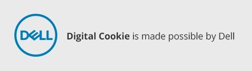 Digital Cookie is made possible by Dell and Visa Checkout.